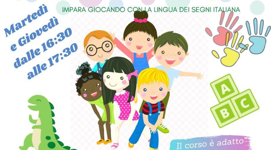 SensibilKIDS - Corsi LIS per bambini